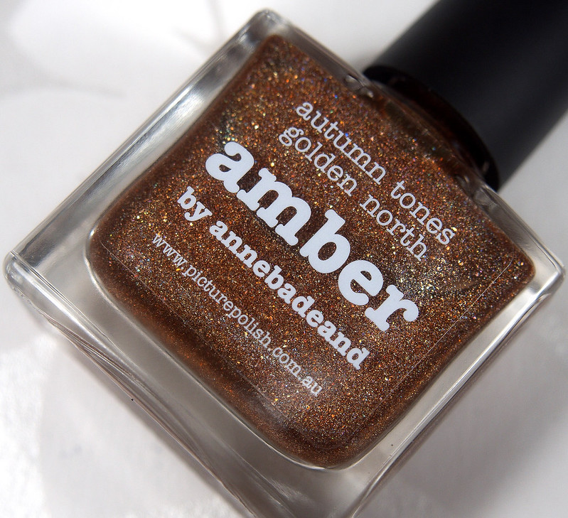 Picture Polish Amber