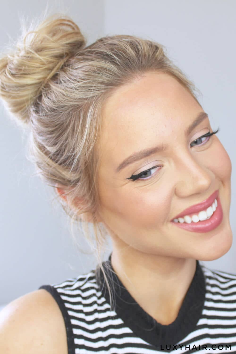 Best Adorable Bun Hairstyles 2019-Inspirations That 21