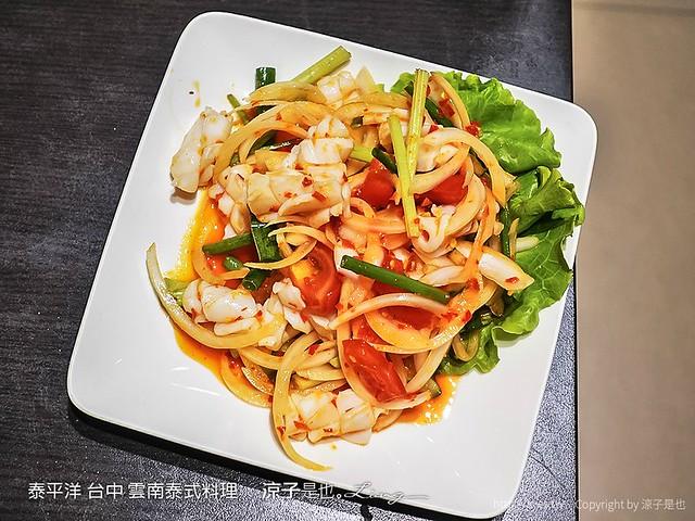 泰平洋 台中 雲南泰式料理 3