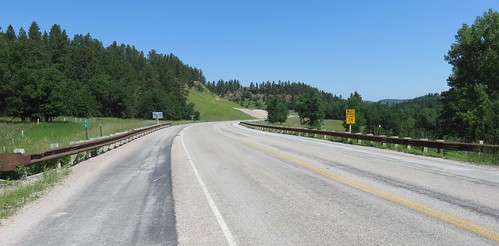 Black Hills Landscape (Crook County, Wyoming)