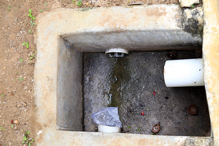 Wonderful drainage for Abhishega water (4)