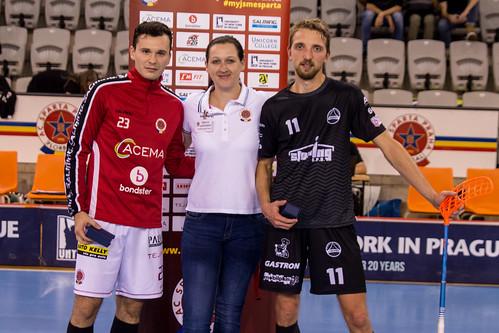 ACEMA Sparta Praha vs FBC Liberec