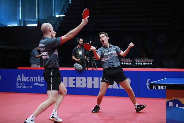 Day 6 - Liebherr 2018 ITTF European Championships
