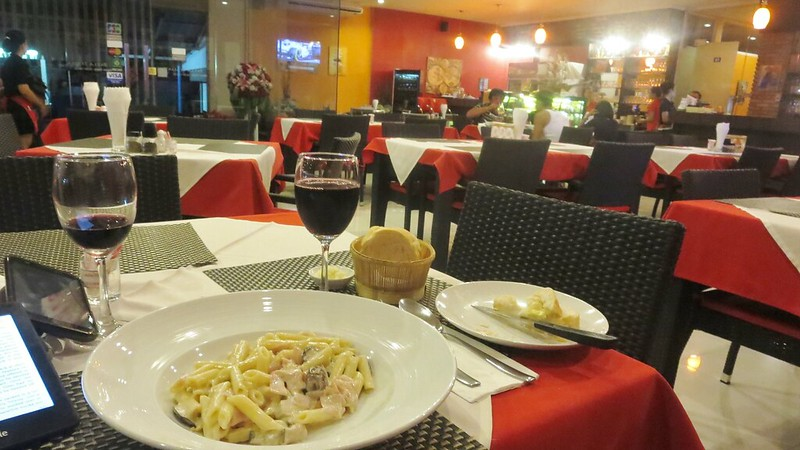 Bella Italia very good Italian food