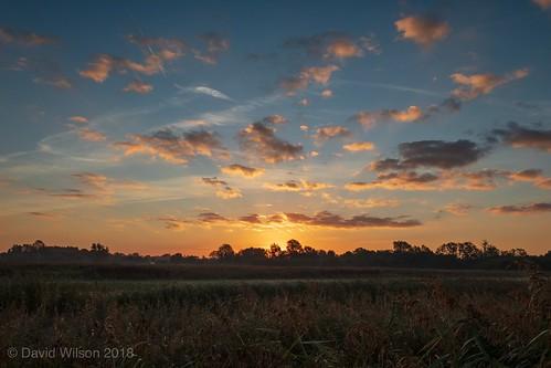davidswilson 2018 morning sunrise wickenfen uk england cambridgeshire explore