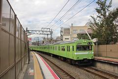103 series EMU