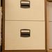 E90 2 door filing cabinet