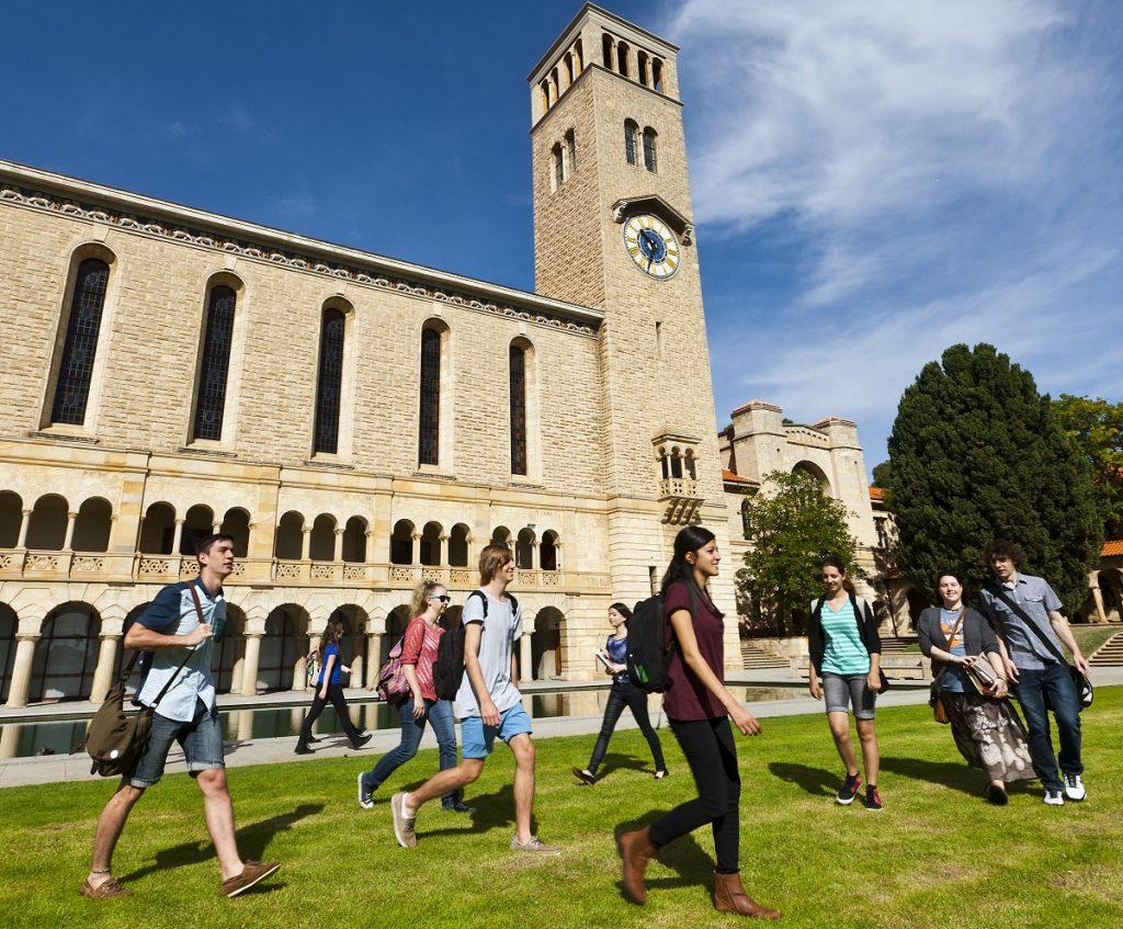 Học bổng 10,000 AUD/năm học tại Uni of Western Australia- 2019