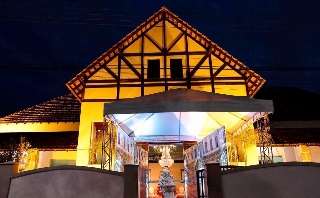 Memória: Centro Recreativo, de Santarém, completa hoje 84 anos, Centro Recreativo - em Santarém. Foto: Charles Campos