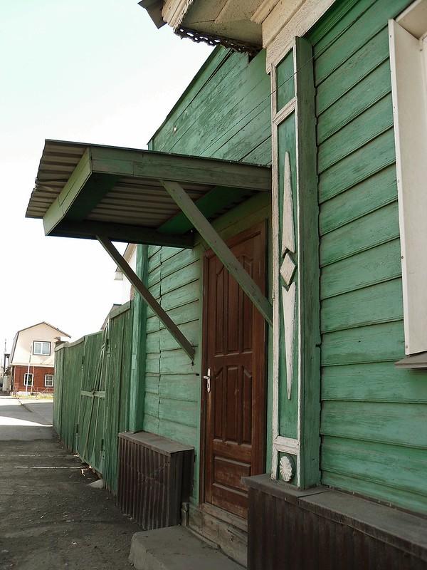 Барнаул, улица Аванесова № 81.
