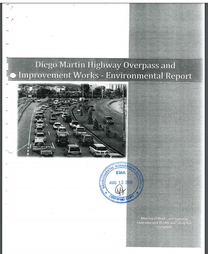 Diego Martin Highway Overpass and Improvement Works - Environmental Report