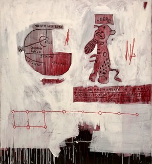 No Authority, 1983, Jean-Michel Basquiat