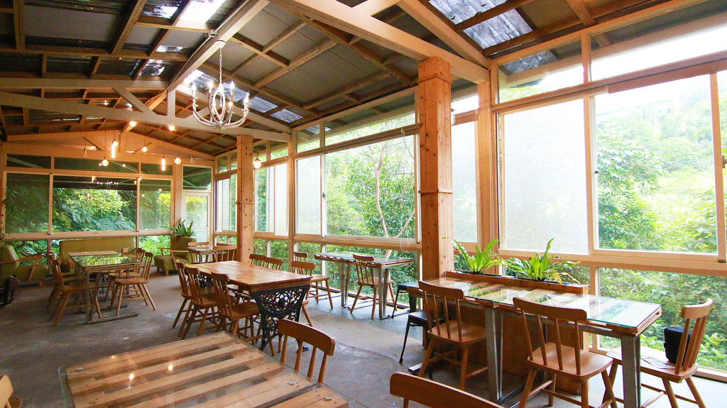芳裕農場 玻璃茶屋