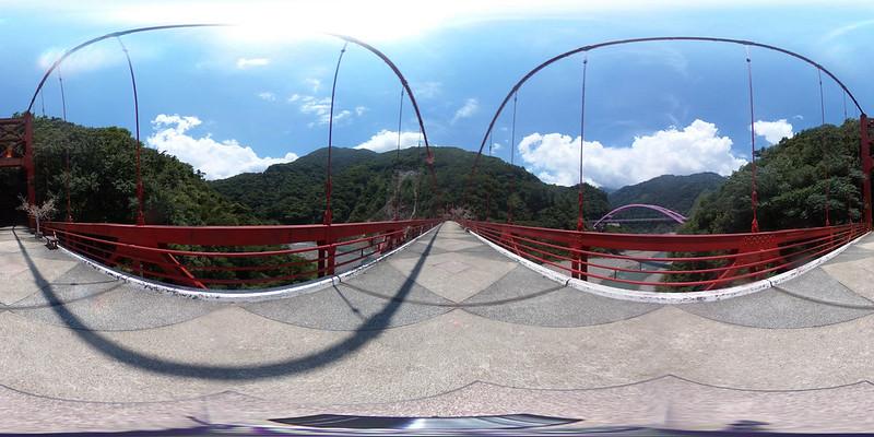 1-1拉拉山巴陵吊橋