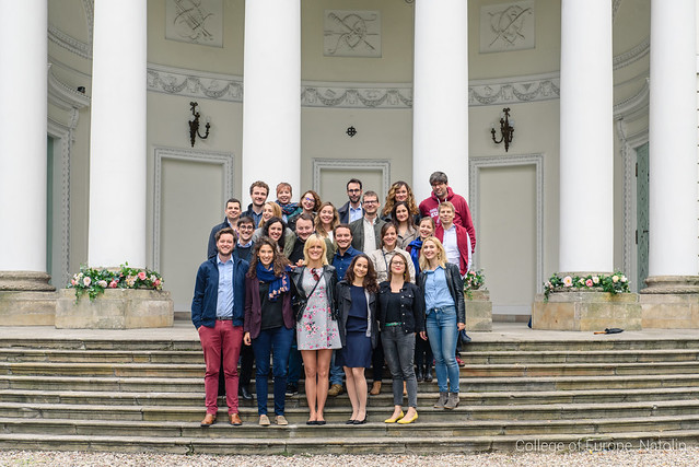"""5 Years After"": Alumni Reunion of the Václav Havel Promotion (2012-2013) - 22 September 2018"