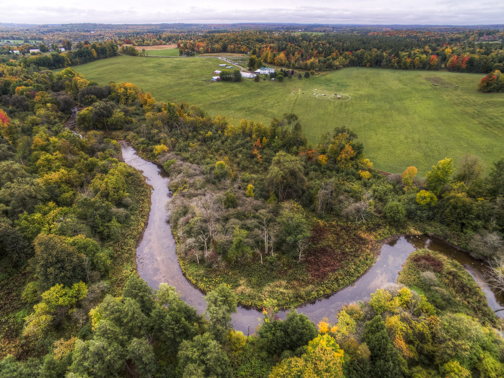 The Oxbow by the Sustainability Farm