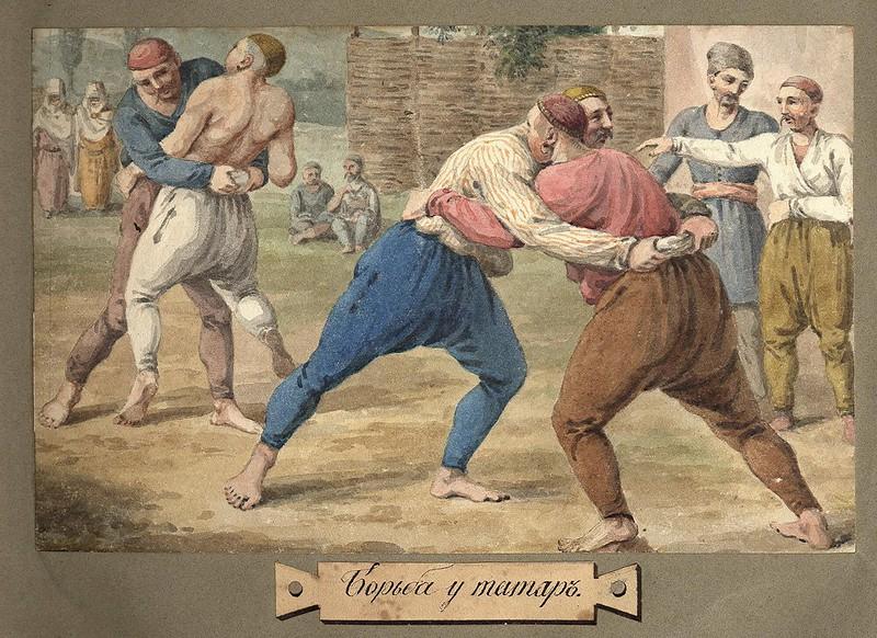 1820-е. Путешествия по России П.П. Свиньина. Часть 2