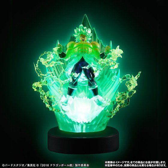 HG 《七龍珠超 布羅利》電影版本 「敵方角色篇」!映画ドラゴンボール超 エネミーセット