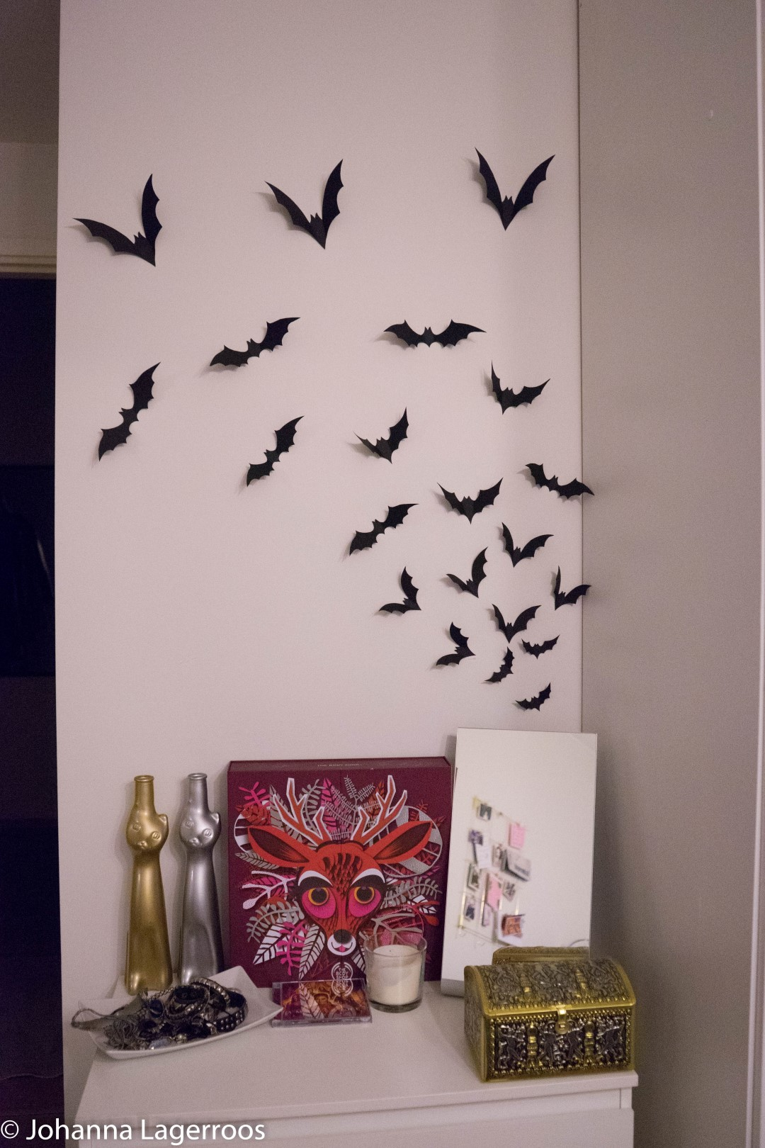 halloween bat decoration