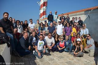 2018 SSF regional training in Telascica