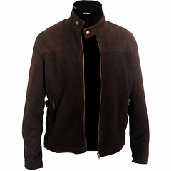 Tom Cruise Mission Impossible 3 Suede Leather Jacket 100