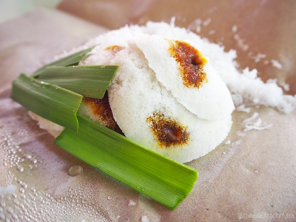food, food review, haig road market & food centre, halal, halal food, malay, malay food, muslim food, review, putu piring, traditional haig road putu piring, singapore, tutu kueh