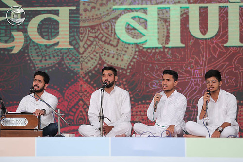 Hardev Bani by devotees from Delhi