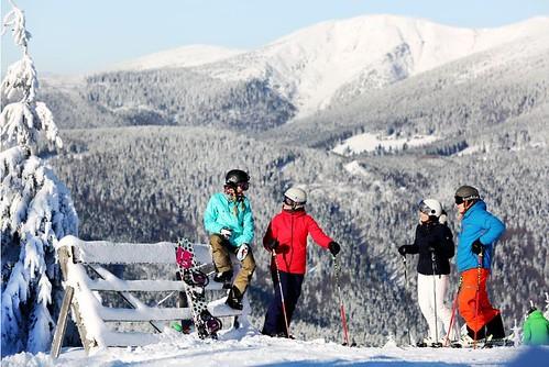 Jednodenní skipas do skiareálu ŠPINDLERŮV MLÝN se slevou 20 % pouze s kartou GOPASS