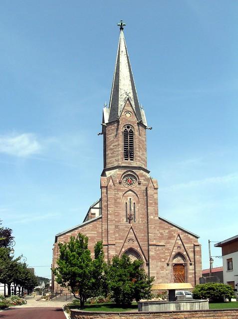 Blotzheim,_Église_Saint-Léger
