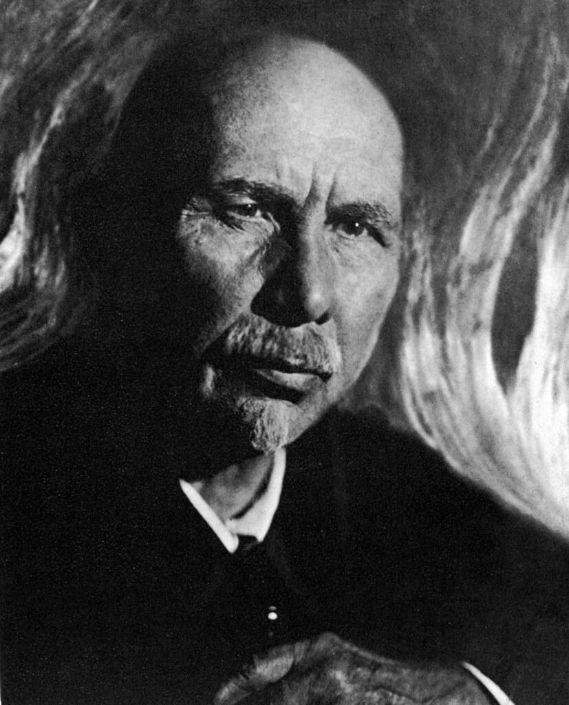 А. С. Серафимович. 1928