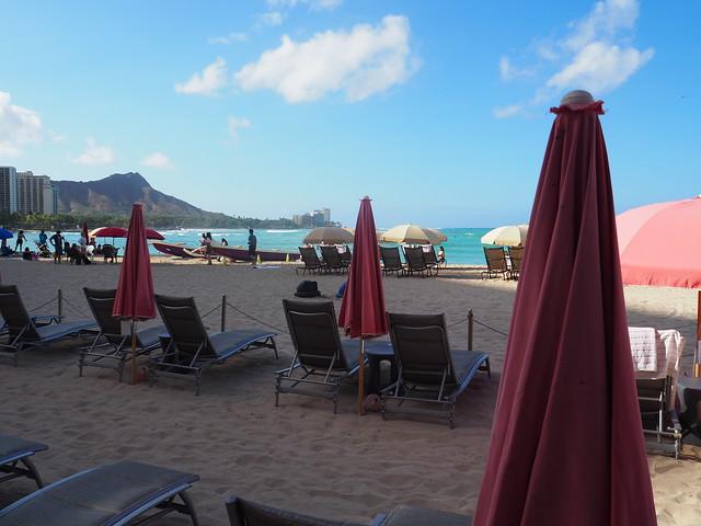 P7078694 サーフラナイ(Surf Lanai) hawaii ハワイ 朝食 ロイヤルハワイアンホテル ひめごと