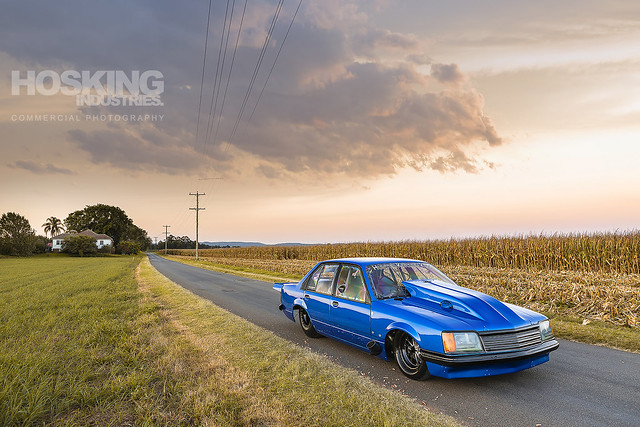 Jeremy 'Jet' Martin's 5sec 4000hp Holden VB Commodore