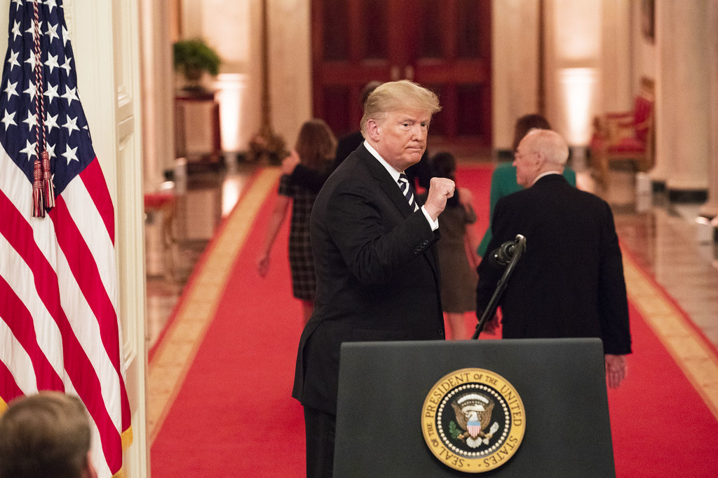 The Swearing-in Ceremony of the Honorable Brett M. Kavanaugh