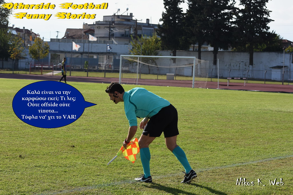 Otherside Football Funny Stories No3