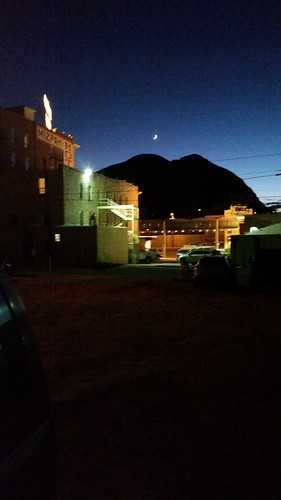 Moon Over Tonopah