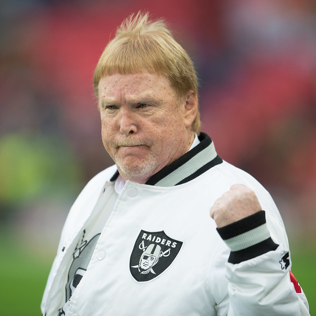NFL Raiders v Seahawks 034