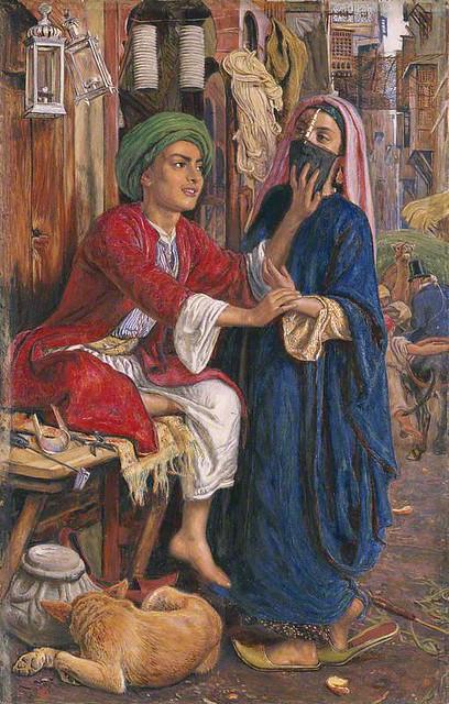 The Lantern-Maker's Courtship