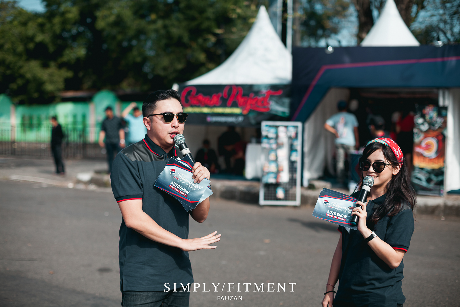 INTERSPORT AUTOSHOW PROPER CAR CONTEST PURWOKERTO 2018