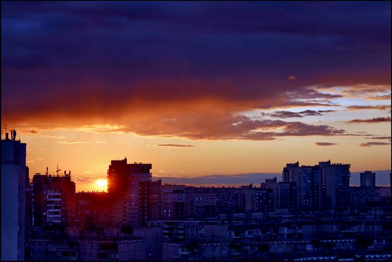 Челябинск 3774 Закат