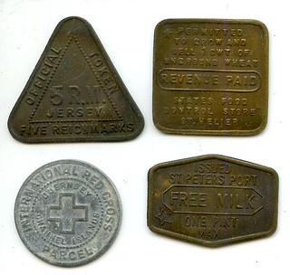 Fake Cahannel Islands tokens