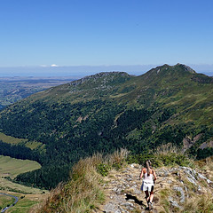 Puy Mary, Cantal, France