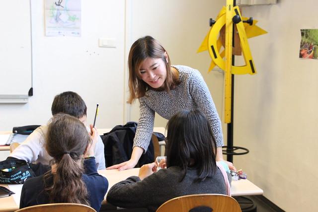 Ouverture de deux sections internationales « chinois » à l'école Henri IV et au collège Francisco-Goya à Bordeaux