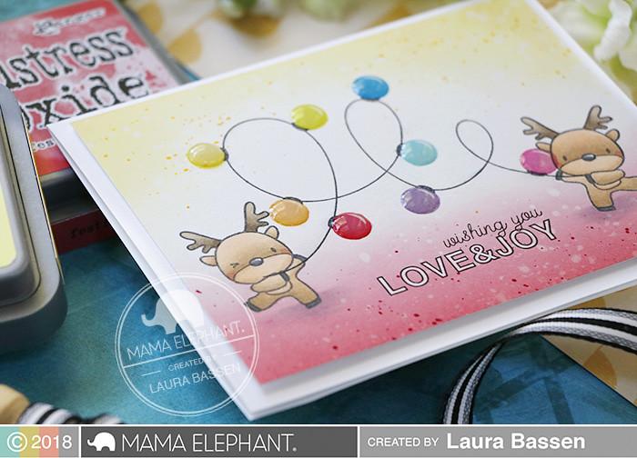 Mama Elephant-Bright Lights