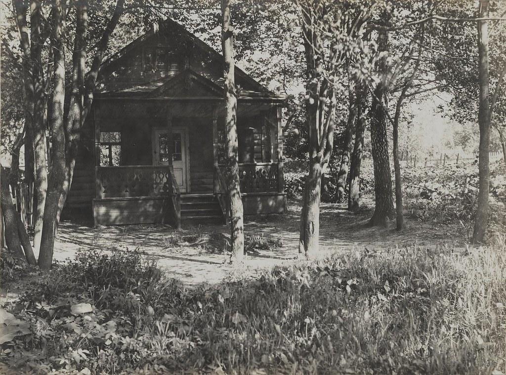 Останкино. Дача Чубукова. 1913