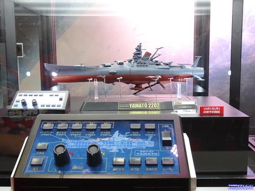 第58回 全日本模型ホビーショー バンダイ 宇宙戦艦ヤマト 2018.09.29