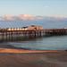 Moonrise Over Hastings Pier