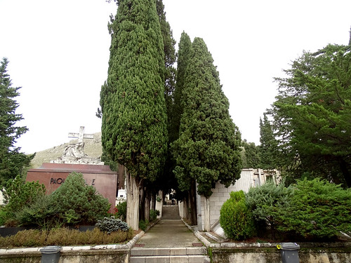 Cimitero di Padula