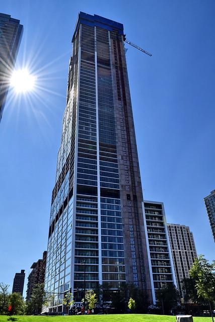 Nema Under Construction, Chicago, 2018