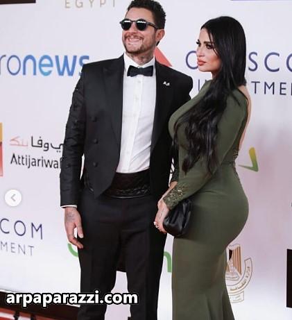 صور ندى الكامل زوجة احمد الفيشاوي المثيرة (4)