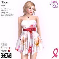 Bloom - EXCLUSIVE for Out Shop Cancer Event